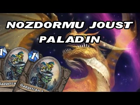 Nozdormu Joust Paladin: The Phantom Turn