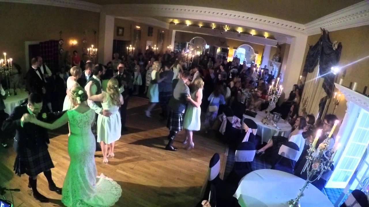 First Dance I Wont Give Up Jason Mraz Cruise Wedding Band Scotland