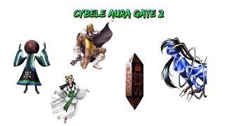 DX2 SMT : CYBELE BOSS BATTLE AURA GATE 2 (19F)
