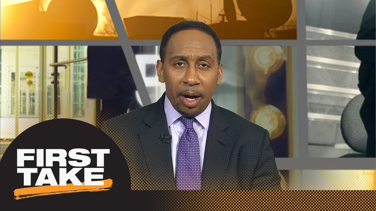 Stephen A.: Chris Paul wouldn't have changed outcome of Warriors-Rockets Game 7   First Take   ESPN
