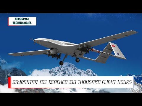 Bayraktar TB2 UAV Reached 100.000 Flight Hours