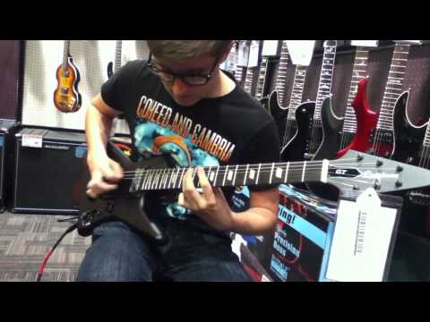 Kyle At Gainesville Fl, Guitar Center