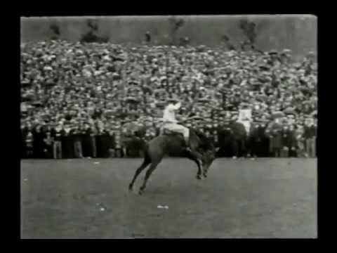 Rodeo at University of Adelaide, 3 September 1932
