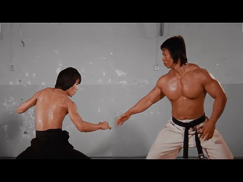 Боло Йен против клонов Брюса Ли | Bolo Yen vs Bruce Lee clones