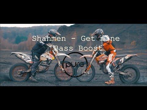 Shahmen - Get Mine (Bass Boost) (Video Clip) (Lyrics in description!)