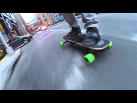 Slides and 180s with LEIFTech