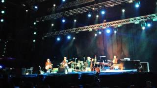 "bob dylan FIB 2012 ""high water (for charley patton)"""