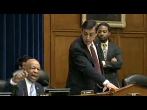 Rep Awkwardly Attempts To Cut Mic Of Ranking Dem