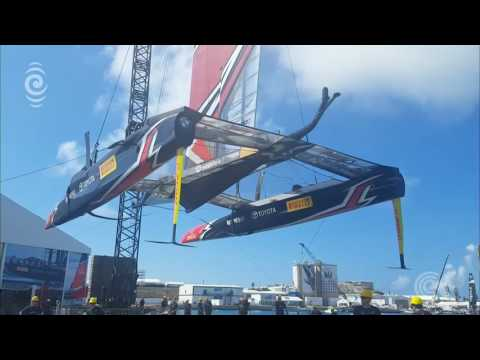 Rumours swirl as Oracle tries to make catamaram faster
