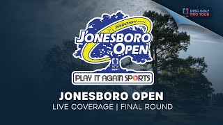 2021 Play it Again Sports Jonesboro Open Presented by Prodigy | Final Round