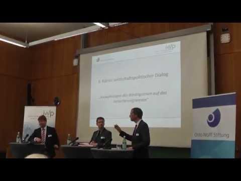 9  Kölner wirtschaftspolitischer Dialog