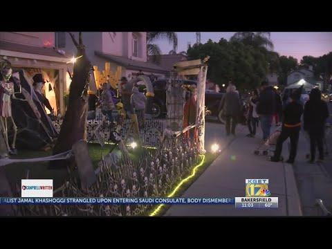 How Bakersfield Celebrated Halloween 2018