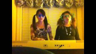 "Us Singing ""What Makes You Beautiful""/""Your Math Skills Are Terrible"" by One Direction"