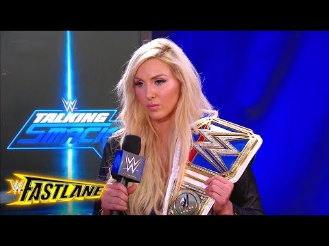 Is Asuka overrated? Charlotte Flair responds on WWE Talking Smack (WWE Network Exclusive)