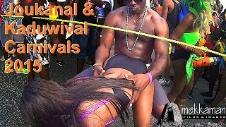 Repeat youtube video Joukanal & Kaduwival Carnivals 2015 in Barbados