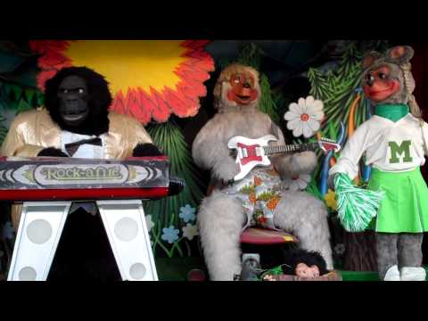 Rock-afire Explosion playing in Ireland