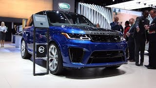 Наваливаем на SVR 2018 . GIVE AWAY от Jaguar!!!