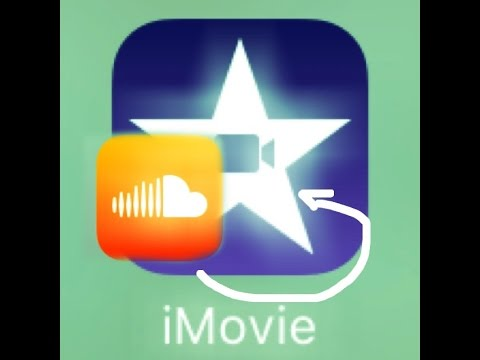 How to get SoundCloud music to IMovie