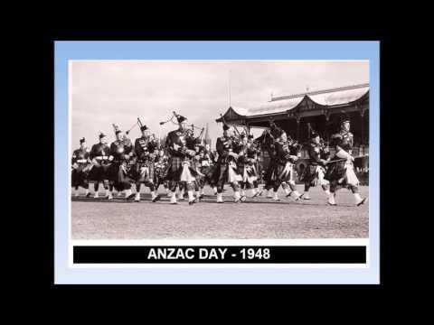 Bendigo Highland Pipe Band (History)
