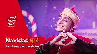 Los shows más navideños de #PortAventura Park ✨