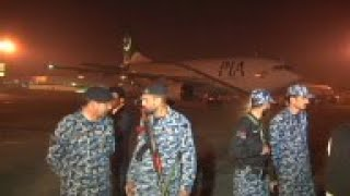 170 Pakistani nationals return from Yemen