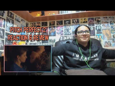 Pitch Perfect 2 MOVIE REACTION & REVIEW | JuliDG