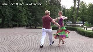 ТАНЦЫ ОТКРЫВАЕМ ВАЛЬСОМ! #dance