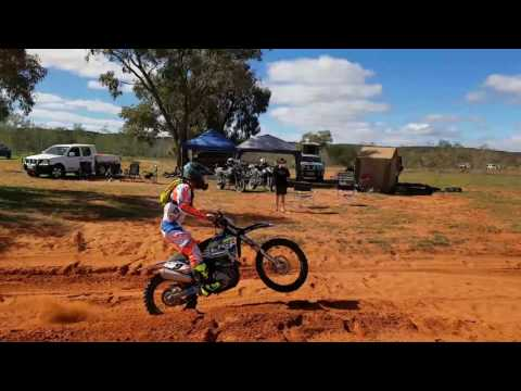 Toby price 2016 fink race leading