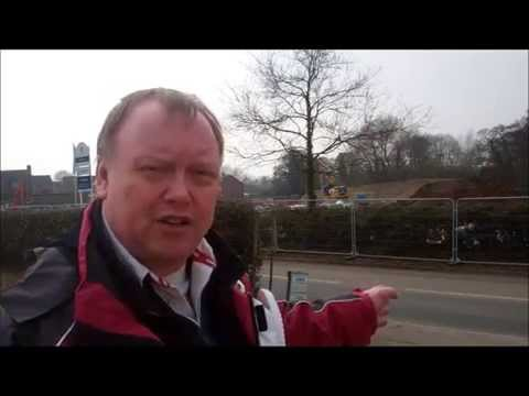 Why I am Standing for Election - HS2 - building more blight