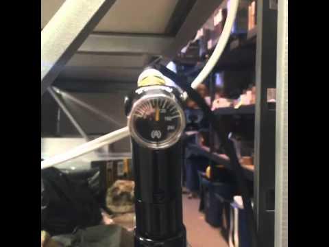 Wolverine Storm Regulator testing on Daytona HK416