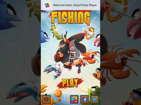 Ninja Fishing: Ep 34 (Testing Out 2.0)