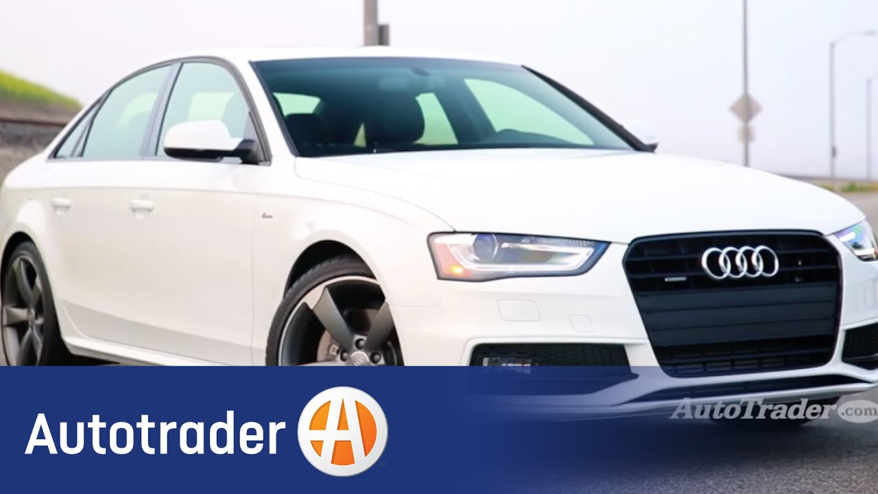 Audi A Reasons To Buy Autotrader YouTube - Audi a4 for sale