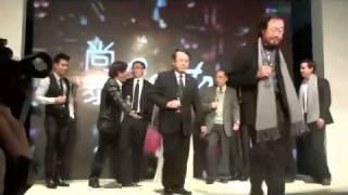 查饭实拍Umm Atichart shanghai 尚泰Fashion Show[3/3]
