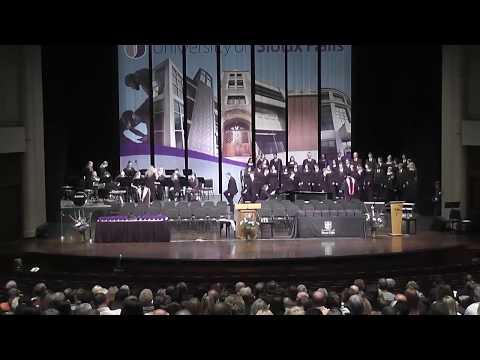 University of Sioux Falls 2017 Undergraduate Commencement