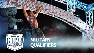 Deon Graham at the Military Qualifiers | American Ninja Warrior