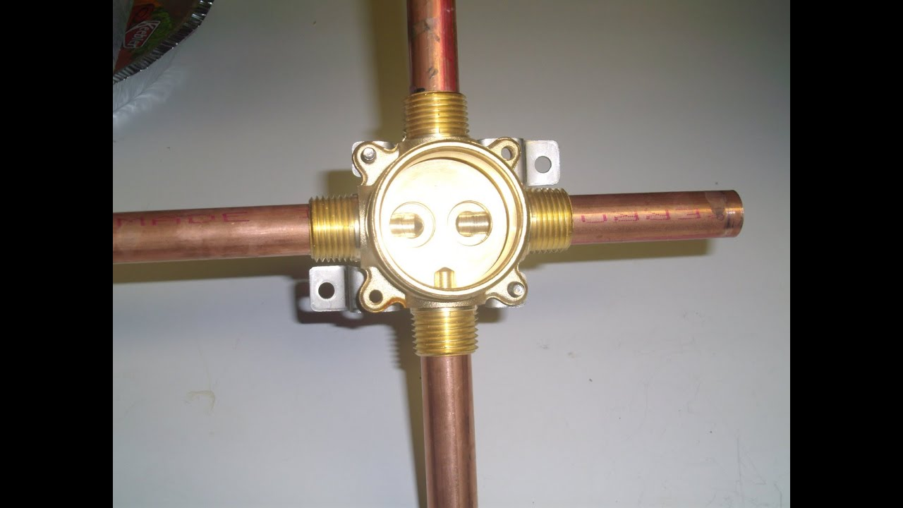 Delta Shower Valve.Delta Shower Valve Installation Screw Up