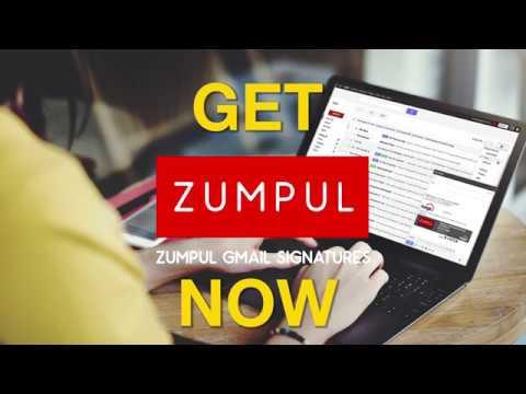 Zumpul Suite Signature Management Overview