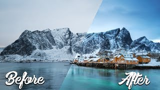 5 AMAZING LANDSCAPE PHOTOGRAPHY SECRETS