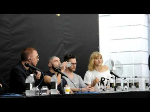 L.A Zombie - Press Conference with Bruce LaBruce