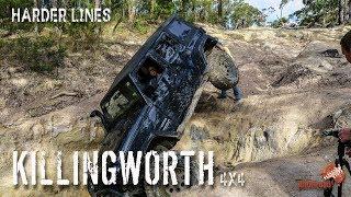 4wd | Killingworth Loop | Killy | Harder Lines | July 2017 | ALLOFFROAD #127