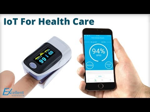 Best Pulse Oximeter app for iPhone & Android :: Connected Medical Devices Monitor App Demo