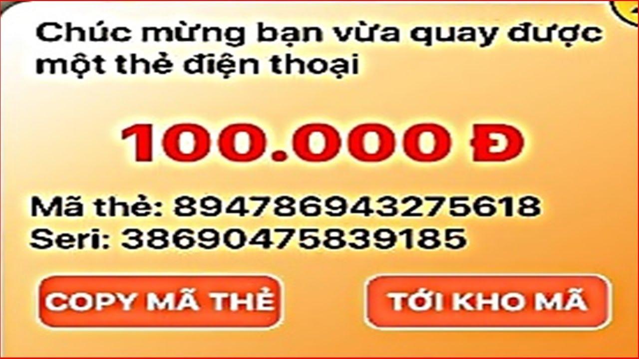 Thủ Thuật Nhận Thẻ Cào Miễn Phí Trên Điện Thoại   Kiếm Tiền Online 2020