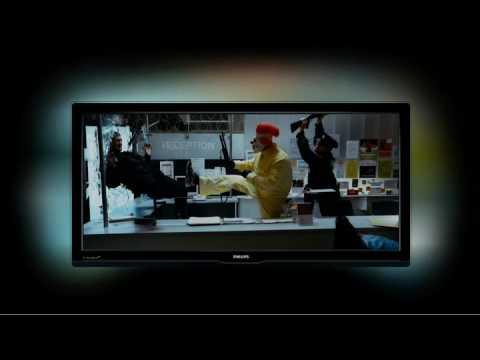 Philips Carousel For Cinema 21:9 TV