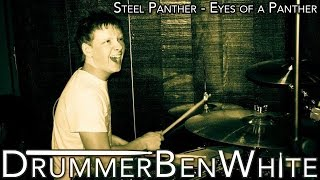 Steel Panther - Eyes of a Panther (Drum Cover)