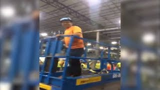 Hispanic workers leave job after a couple was fired and shut the whole plant down