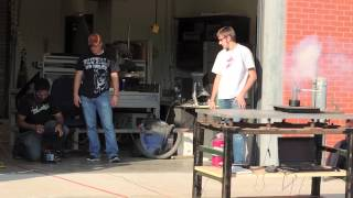 Aerospace Engineering: Rocket Launch