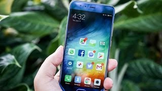 Xiaomi's Mi 6 is shiny and powerful