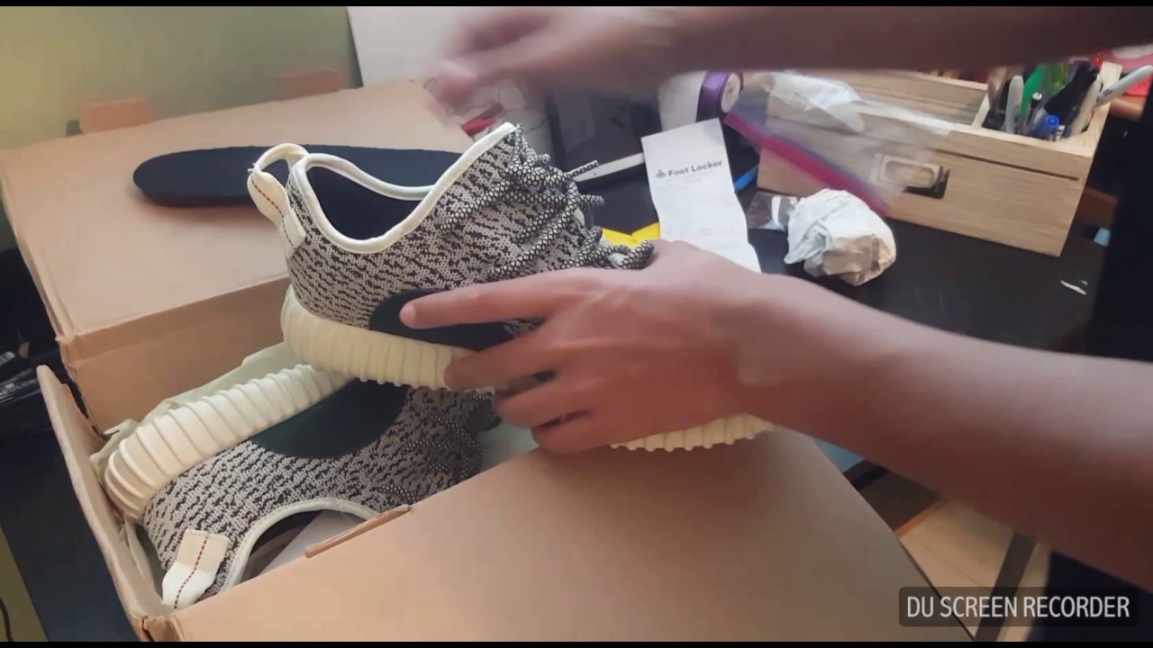 1c6e7d1eecba Best fake Yeezys to buy FOR CHEAP Review Unboxing - YouTube