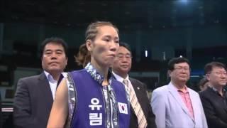세계 3대 통합챔피언 박지현, 필리핀 그레첸 아바니엘 세계 3대 통합타이틀 WIBA1차 방어전