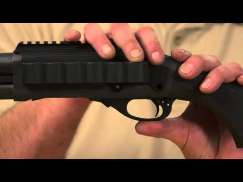 Ask Joe about Tacstar's Shotgun Rail Mount with Side Saddle